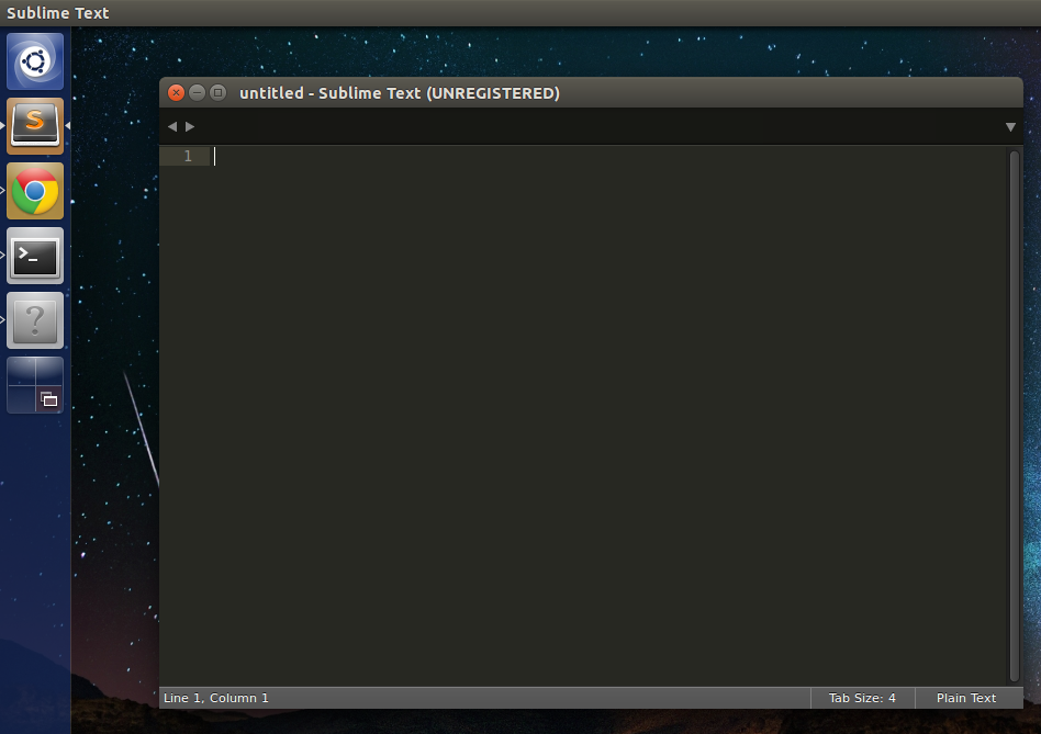Instalando Sublime Text 3 no Ubuntu